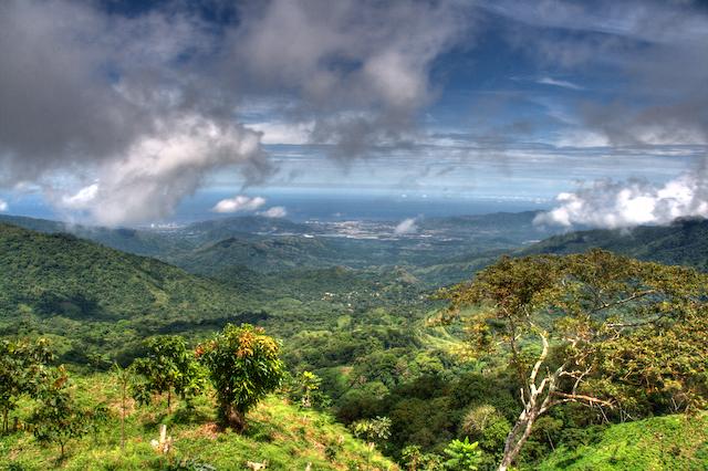 Vista al Caribe